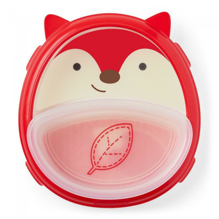 Picture of Skip Hop®  Smart Serve Plate & Bowl Fox