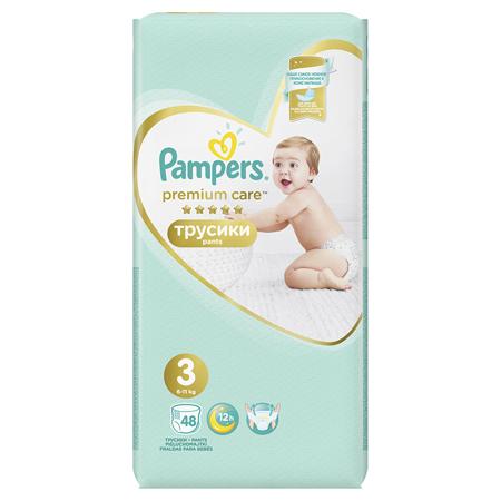 Immagine di Pampers® Pannolini la Mutandina Premium Care taglia 3 (6-11kg ) 48 pz.