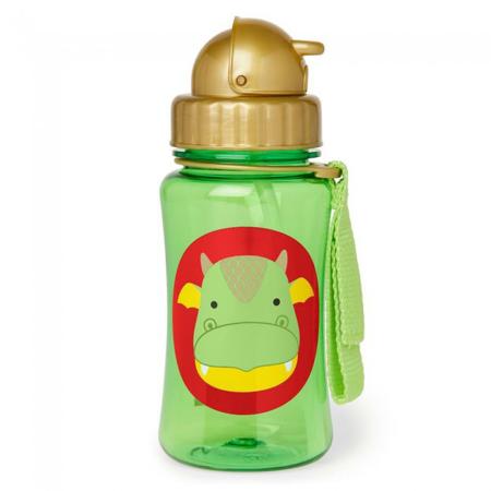 Slika Skip Hop® Steklenička s slamico Zmaj