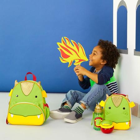 Immagine di Skip Hop® Borraccia con cannuccia drago