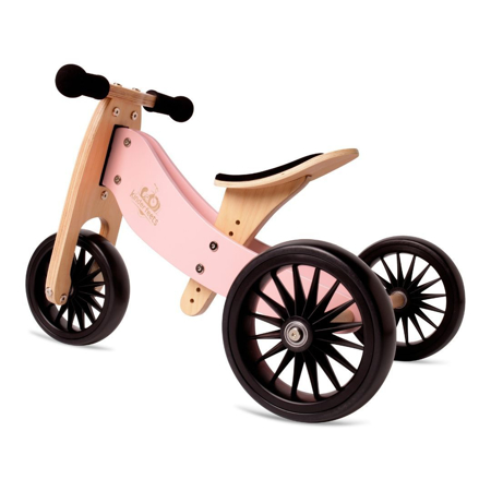 Immagine di Kinderfeets® Bici senza pedali Tiny Tot Plus 2in1 Rose
