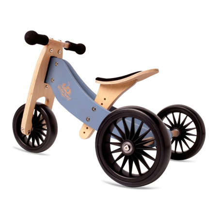 Immagine di Kinderfeets® Bici senza pedali Tiny Tot Plus 2in1 Slate Blue