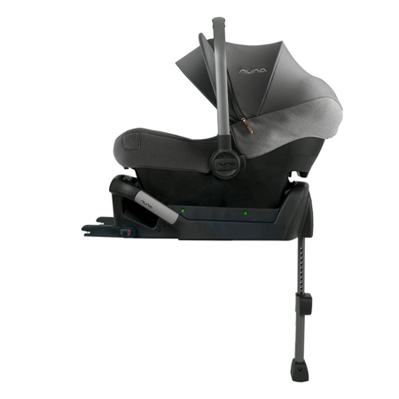 Picture of Nuna® Car Seat with IsoFix base Pipa Lite LX 0+ (0-13 kg) Oxford Lim.Ed.