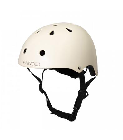 Slika BANWOOD® Čelada za poganjalec 3/7 (50-54cm) Cream