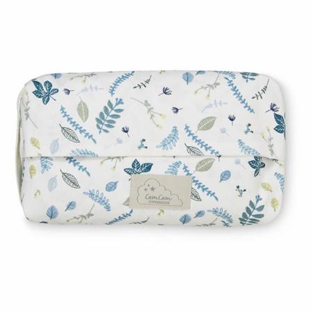 Picture of CamCam® Toaletna torbica za vlažilne robčke Pressed Leaves Blue