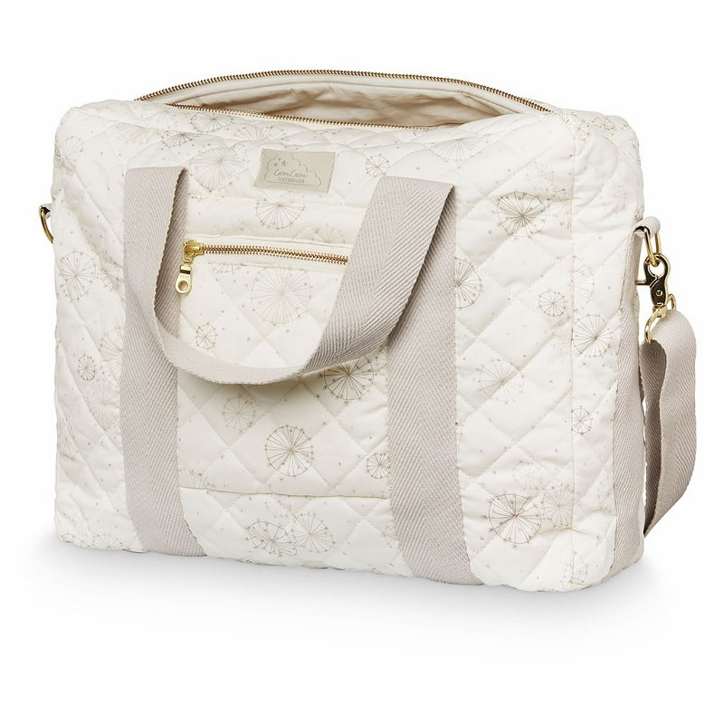 CamCam® Previjalna torba Dandelion Natural