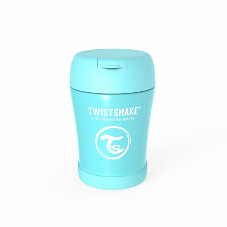 Immagine di Twistshake®  Portapappa termico 350ml Blue