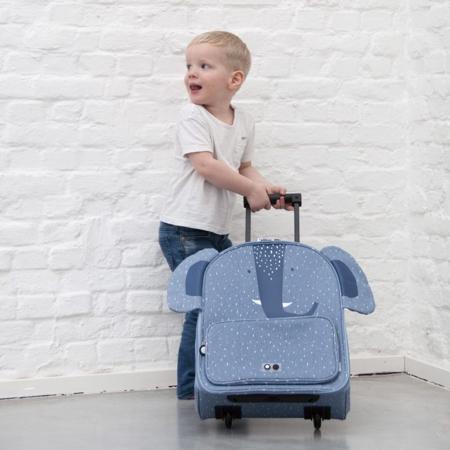 Slika Trixie Baby® Otroški potovalni kovček Mr. Elephant