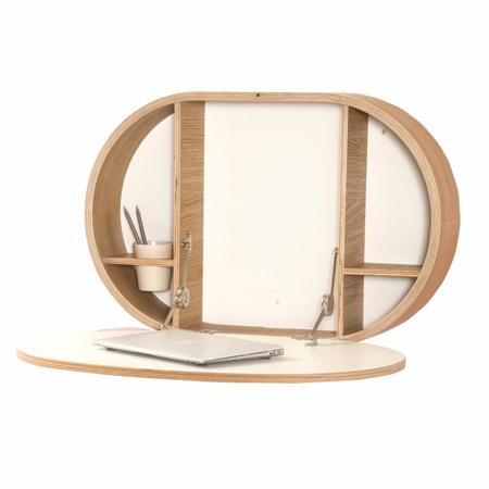 Charlie Crane® Zložljiva stenska mizica BAKI