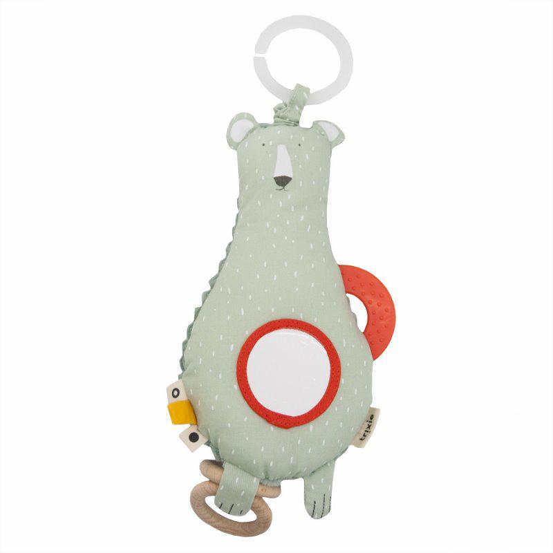 Trixie Baby® Aktivna igrača Mr. Polar Bear