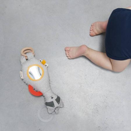 Trixie Baby® Aktivna igrača Mr. Racoon