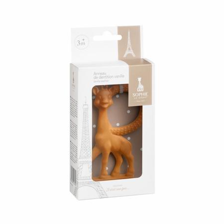 Slika Vulli® Obroček žirafa Sophie z vonjem vanilije