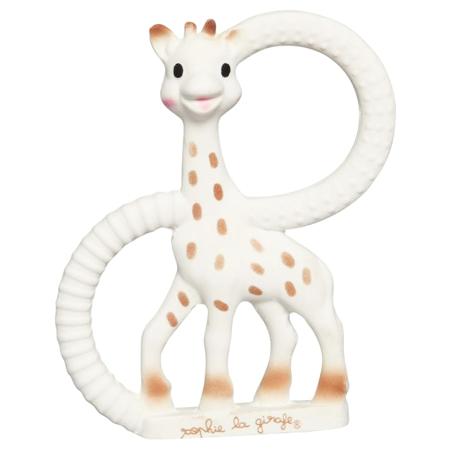 Vulli® Darilni set Žirafa Sophie in obroček Sophiesticated