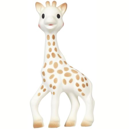 Picture of Vulli® Darilni set Žirafa Sophie in ropotulja Sophiesticated