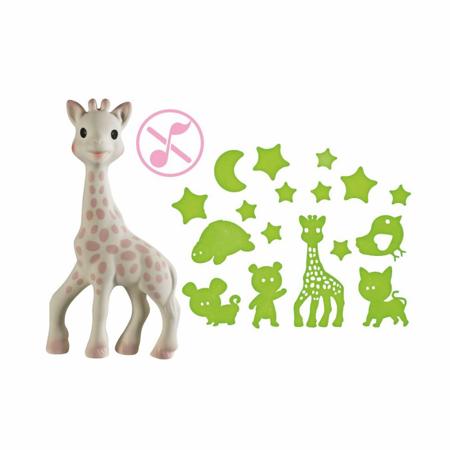 Immagine di Vulli® Žirafa Sophie Mirna noč Pink