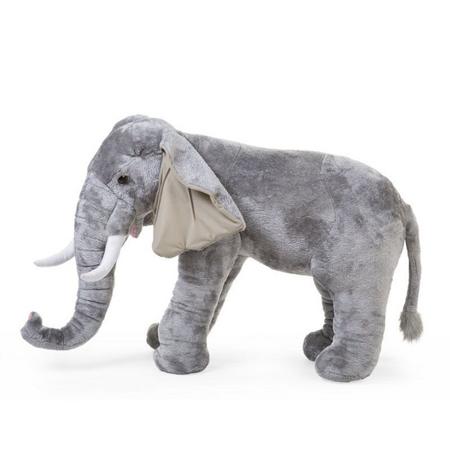 Slika Childhome® Stoječ slon 75cm