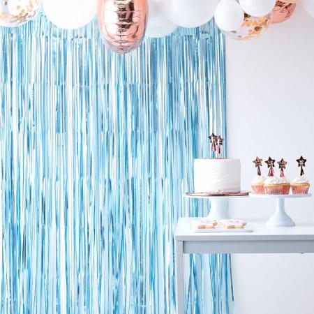 Immagine di Ginger Ray® Tenda sospesa Blue Twinkle Twinkle