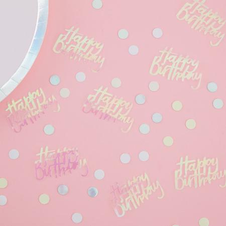 Immagine di Ginger Ray® Coriandoli decorativi da tavola Pastel Party