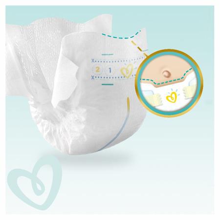 Pampers® Pleničke Premium Care novorojenčki vel. 2 (4-8kg) 68 kosov