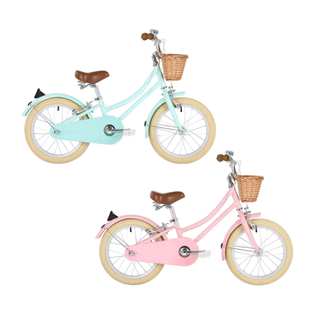 "Picture of Bobbin® Junior Bike Gingersnap 16"" Mint"