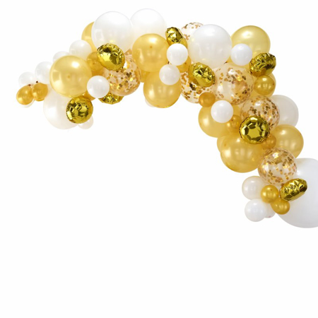 Slika Ginger Ray® Lok iz balonov Gold