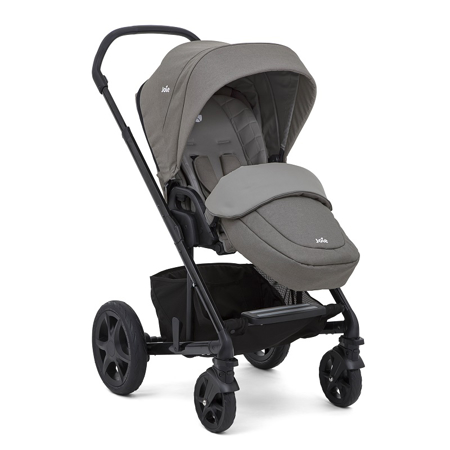 Joie® Otroški voziček 2v1 Chrome DLX™ Foggy Gray