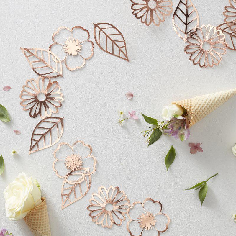 Immagine di Ginger Ray® Coriandoli decorativi da tavola  Ditsy Floral