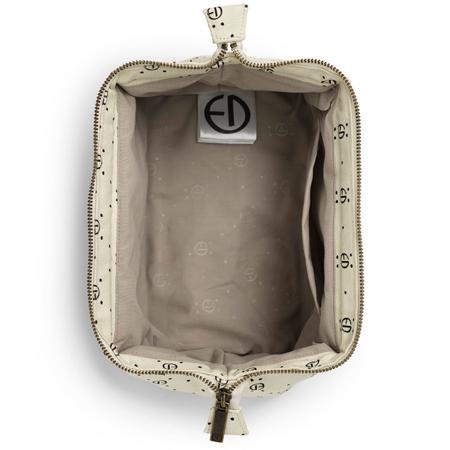 Slika Elodie Details® Toaletna torbica Zip&Go Monogram