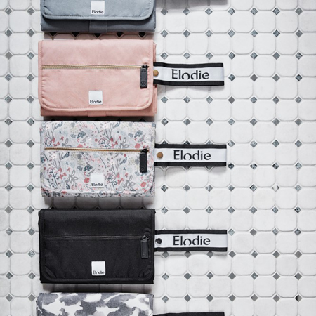 Picture of Elodie Details® Prenosna previjalna podloga Off Black