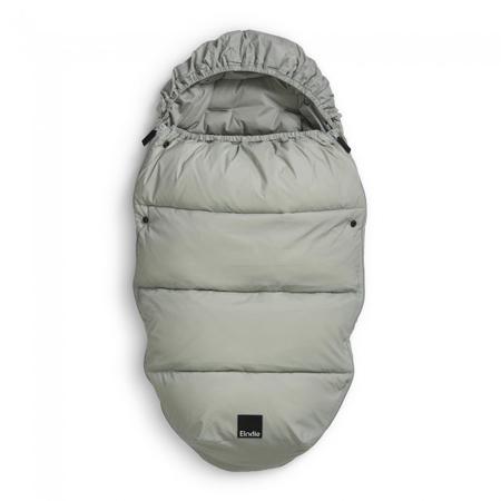 Slika Elodie Details® Zimska vreča s polnilom iz perja Mineral Green