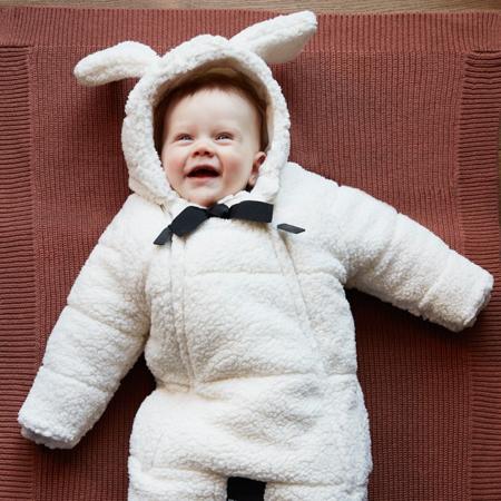 Picture of Elodie Details® Pajac in zimska vreča za dojenčka Shearling