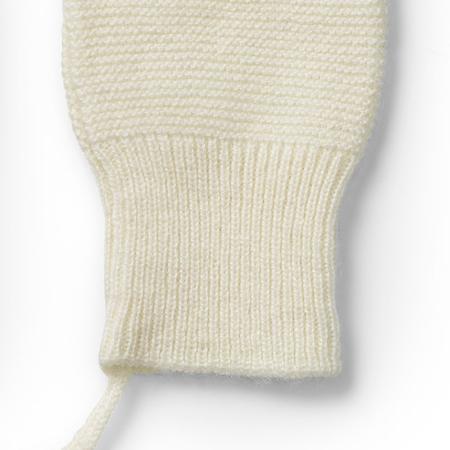 Elodie Details® Prve rokavičke Vanilla White 0-12 M