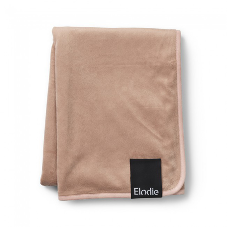 Immagine di Elodie Details® Coperta di velluto Faded Rose New 75x100
