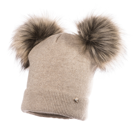 Picture of Jamiks® Children's Winter Cap Barbadosa Beige