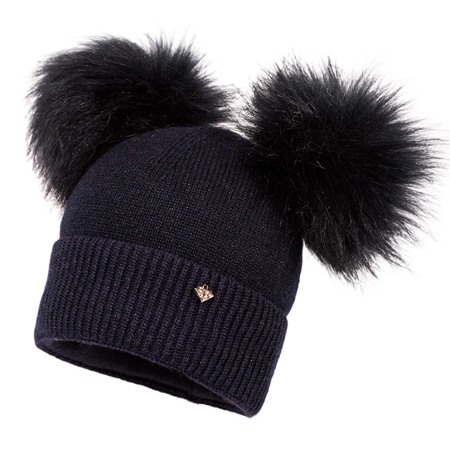 Picture of Jamiks® Children's Winter Cap Blanca Dark Blue