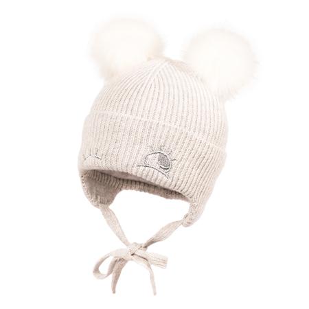 Immagine di Jamiks® Cappellino Invernale Zina Grey 42 cm