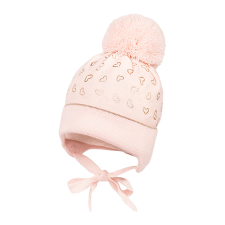 Picture of Jamiks® Children's Winter Cap Nola Pink