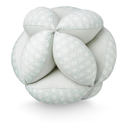 CamCam® Žoga z ropotuljico Mint