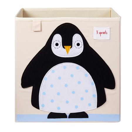 Slika 3Sprouts® Škatla za igrače Pingvin