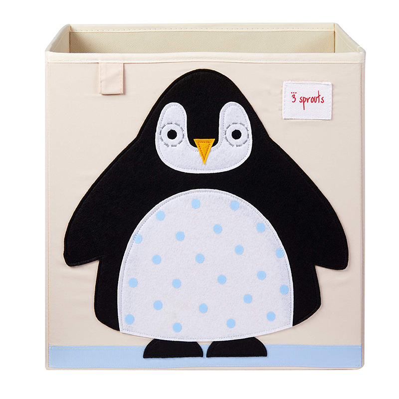 Picture of 3Sprouts® Toy Storage Box Penguin