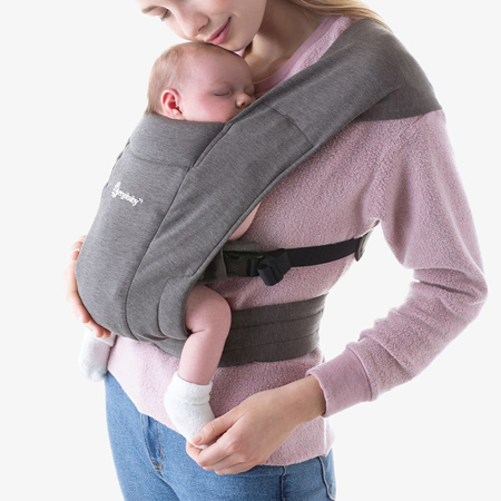 Slika Ergobaby® Nosilka Embrace Heather Grey