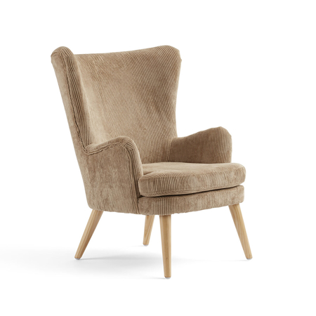 Picture of Kids Concept® Armchair Corduroy