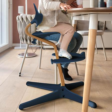 Nomi® Otroški stolček Navy (sedež, naslonjalo, podpore za noge)