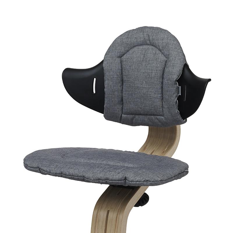 Nomi® Blazina za stolček Dark Grey
