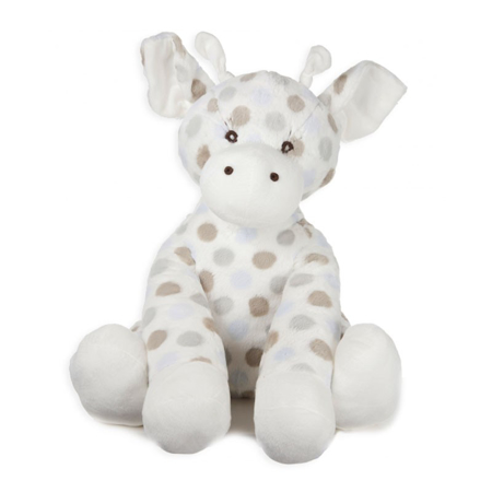 Little Giraffe® Plišasta žirafica Big G Blue