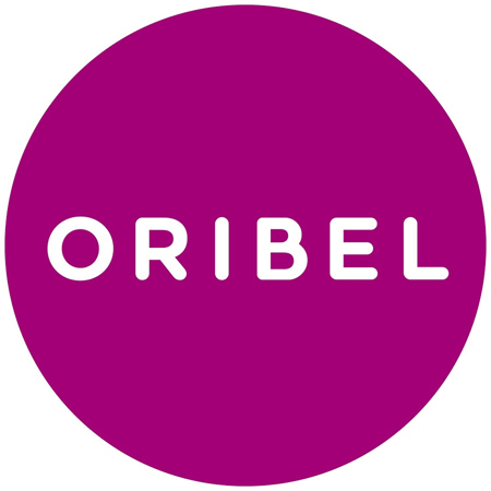 Oribel® Portaplay Otroški stol White (2kom)