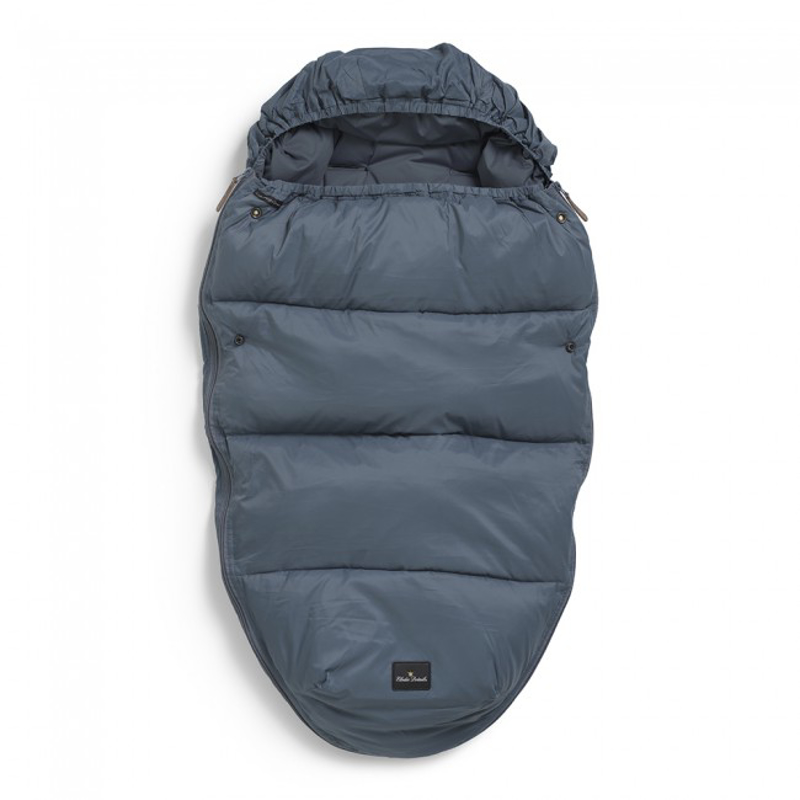Elodie Details® Zimska vreča s polnilom iz perja Tender Blue