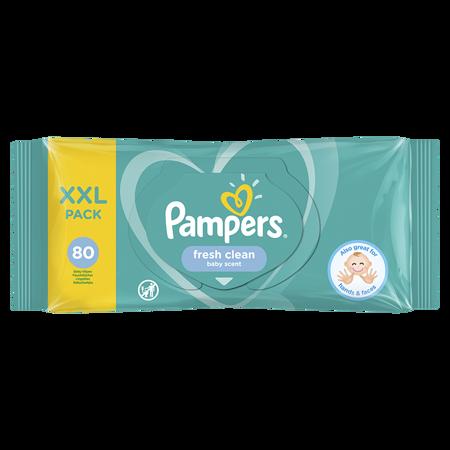 Slika Pampers® Otroški čistilni robčki Fresh Clean 1x80 kosov
