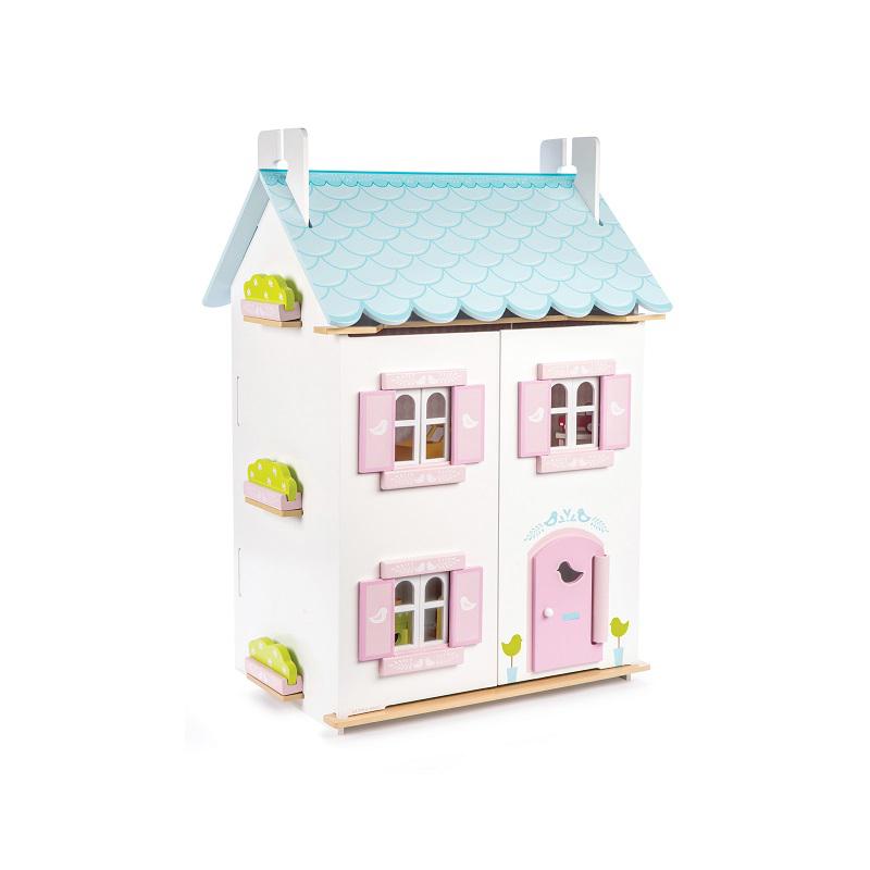 Le Toy Van® Hiška za punčke Blue Bird