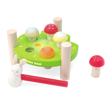 Picture of Le Toy Van® Hammer Game Mr. Mushroom